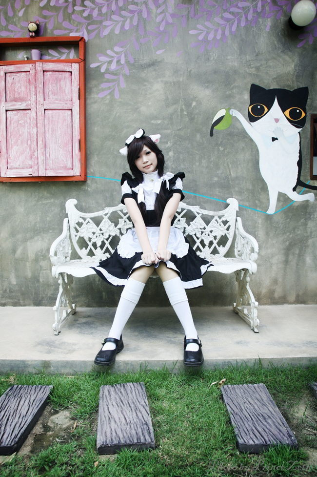 Maid Lolita Photo Contest - #9 MaaYa by miccostumes