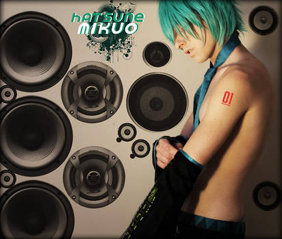 Vocaloid Cosplay Photo Contest - #133 Charles