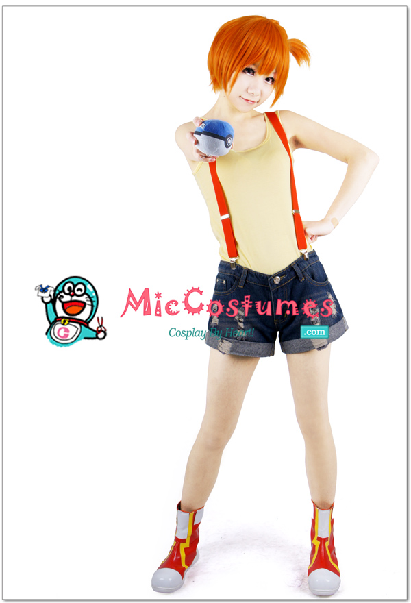 Pokemon Misty Cosplay by miccostumes
