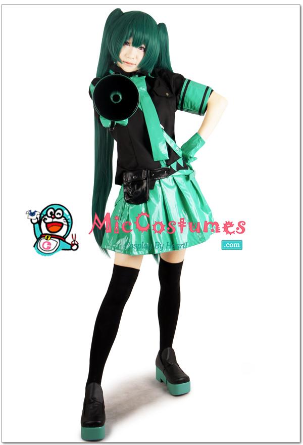 hatsune miku love is war cosplay by miccostumes on deviantart