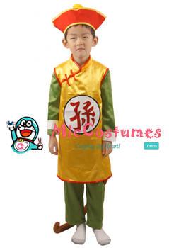 Dragon Ball Gohan Kid Cosplay