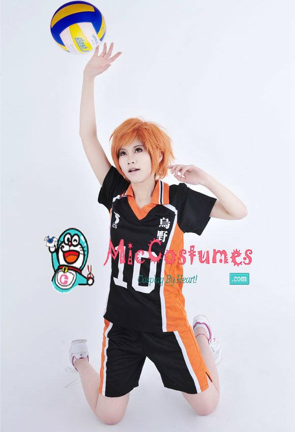 Haikyuu!! Shyouyou Hinata Cosplay Costume by miccostumes ...