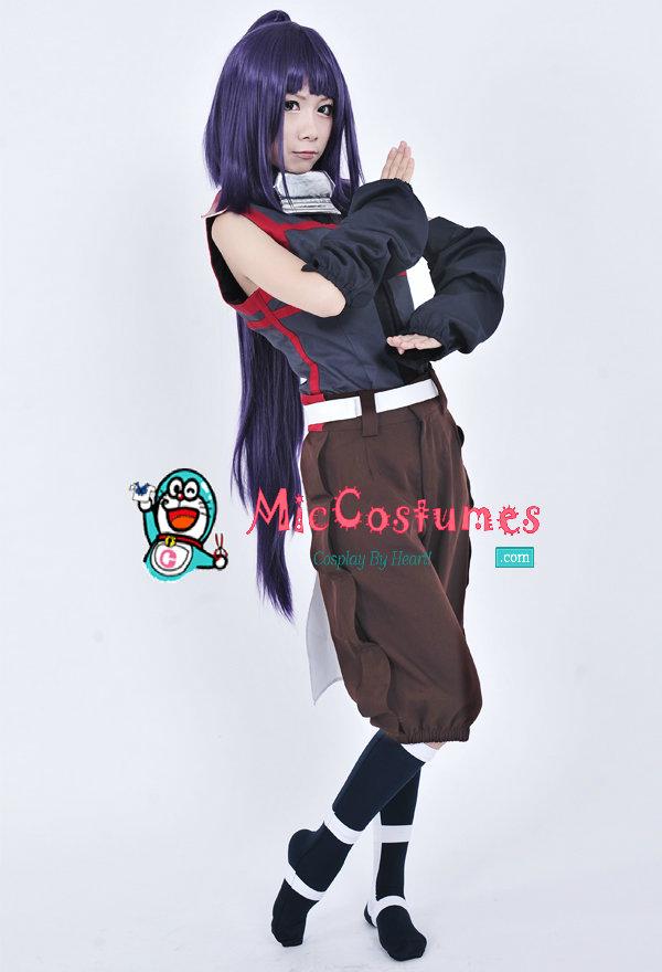 Log Horizon Akatsuki Cosplay Costume by miccostumes