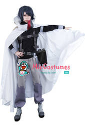 Log Horizon Shiroe Cosplay Costume