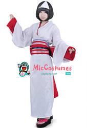 Noragami Nora Cosplay Costume