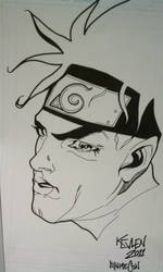 NARUTO RELOADED by KGOODNER