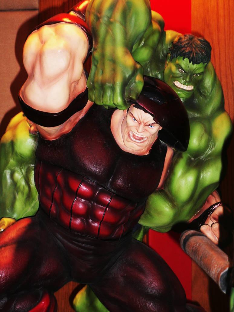 Hulk Vs Juggernaut By Jeanleyva On Deviantart