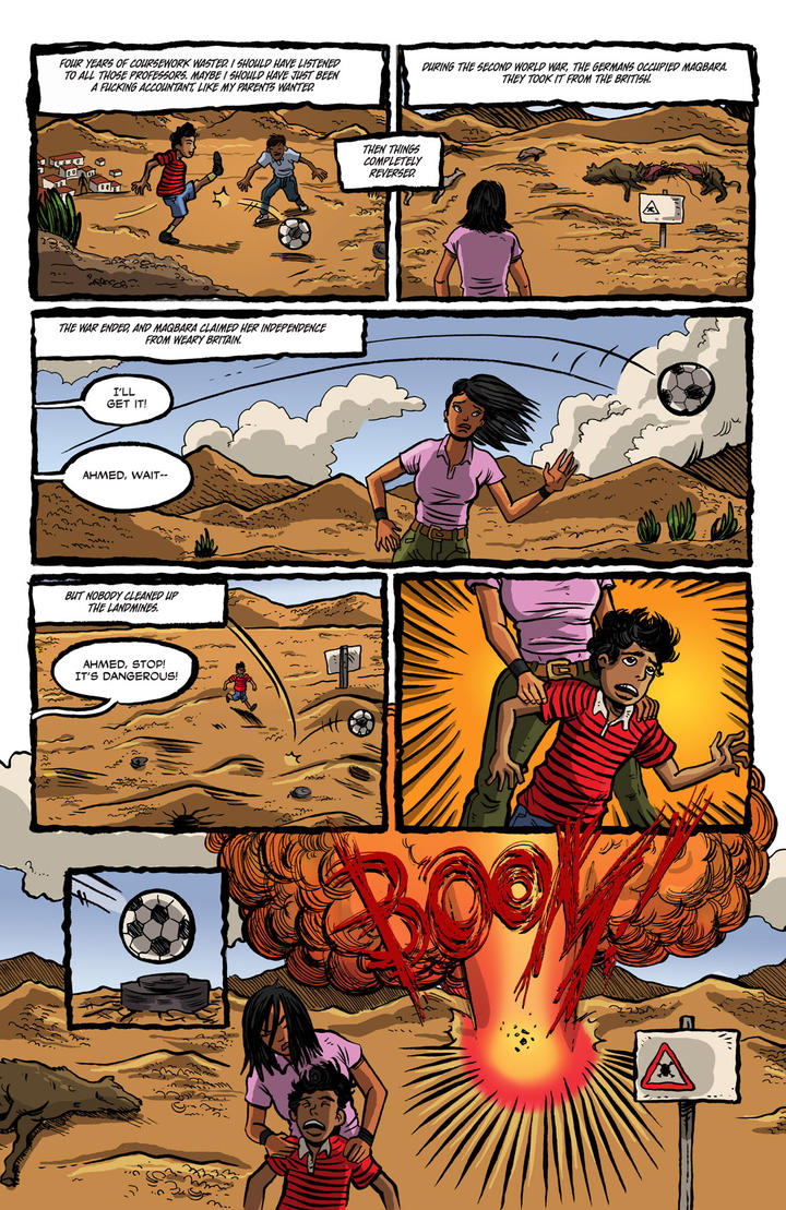 Cartoon Characters 8 Letters : Shajara page 8 colours and letters by festuscleaver on deviantart