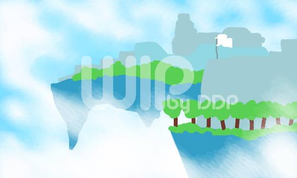Sky Castle WIP Part 1