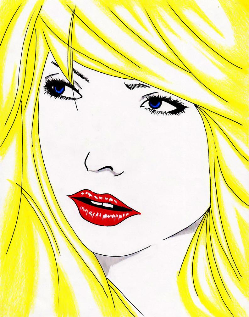 drawn130 nice cute girlwillyfernando on deviantart