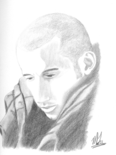 Vin Diesel by libra-illustrations