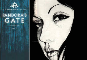 Pandora's Gate Dec '06 Cover