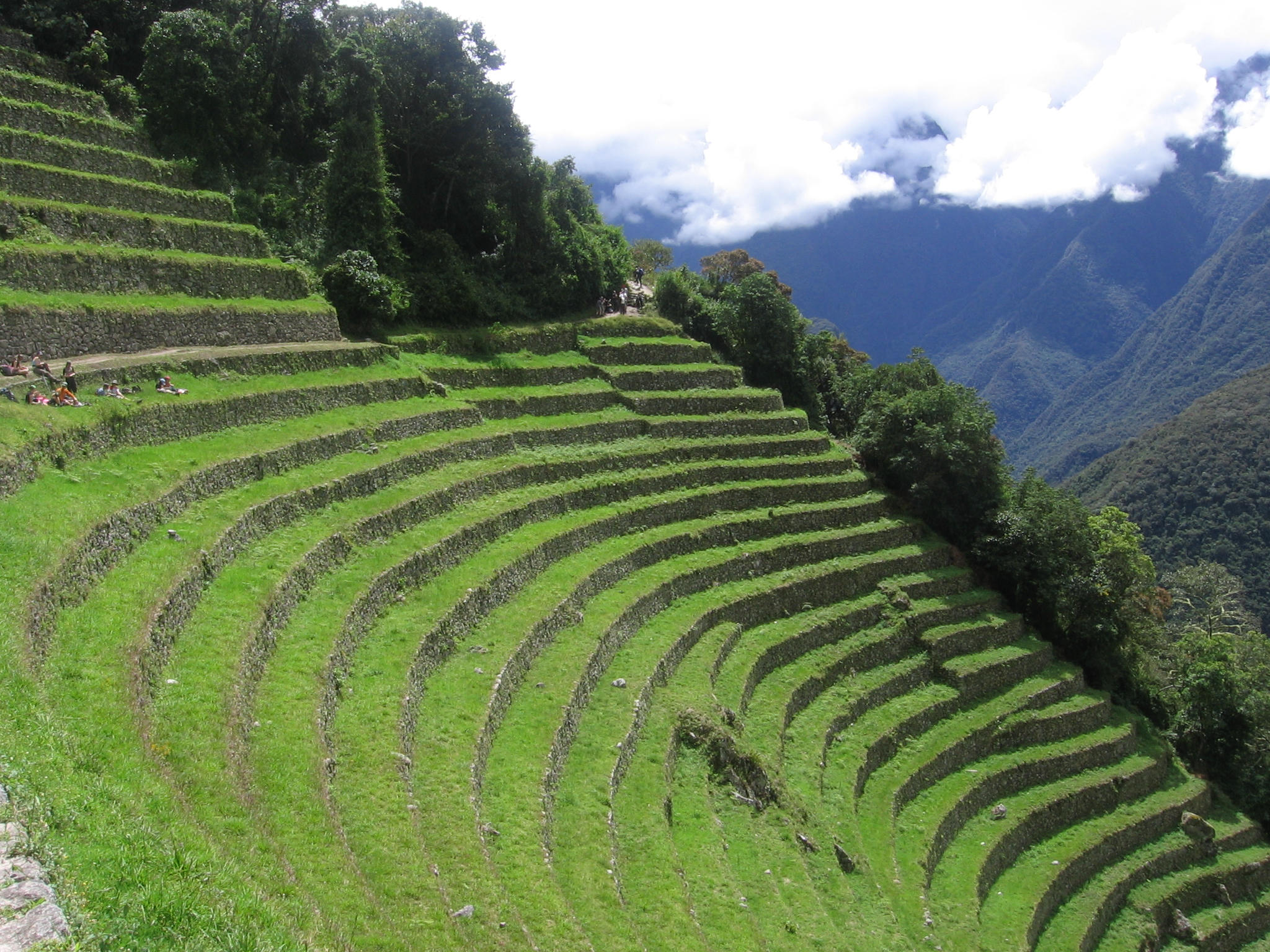 peru   inka trail green garden by starbuck88 on DeviantArt
