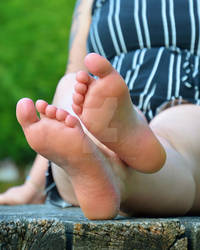 Wibi's feet 37