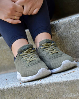 Debby's dirty socks and sweaty feet 15