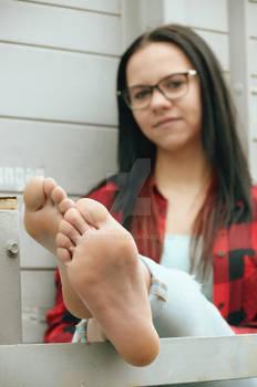 Debby's nice feet und soft soles 46