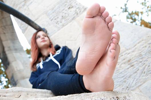 Feet inna 👣 Footprints