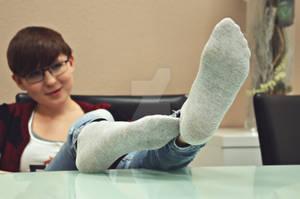 Julia's socks strip 23 HD