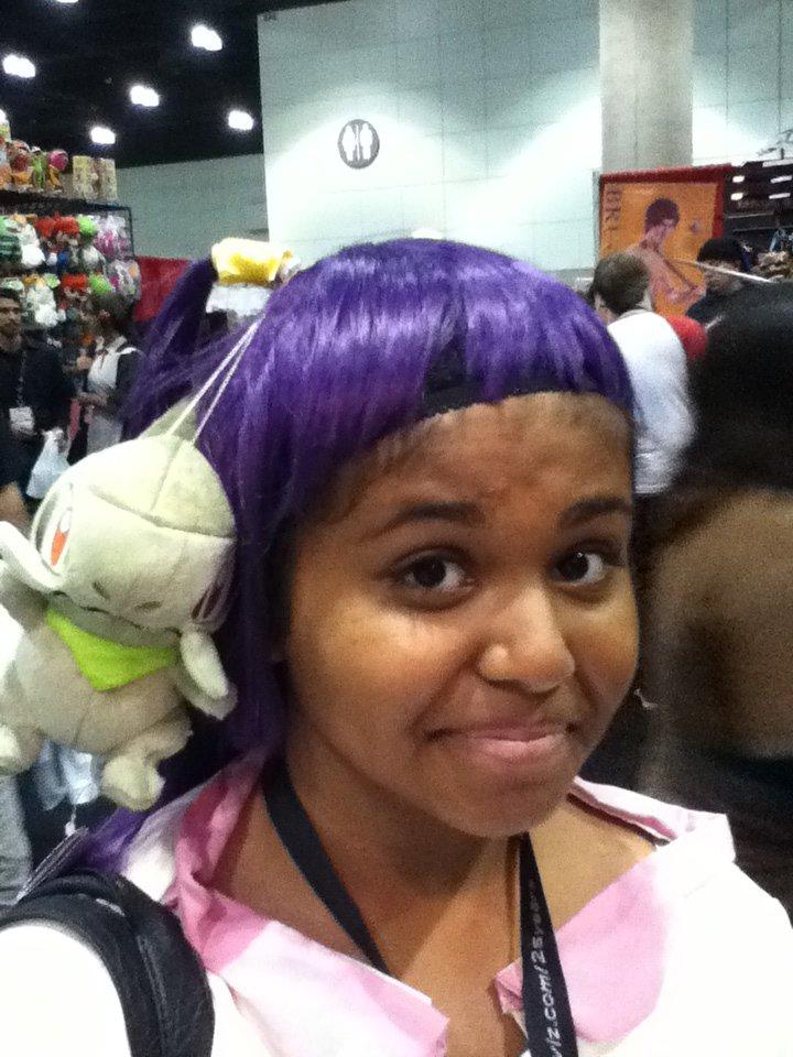 Pokemon Iris Cosplay by lawlietcookies