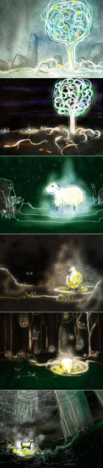 .sheepbulb story beat tests by llyse