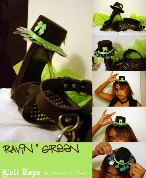 Ravin' Green by Loli-Top