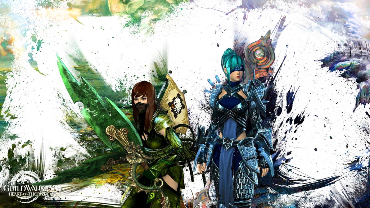 My Revenants Guild Wars 2 Wallpaper By Windu190