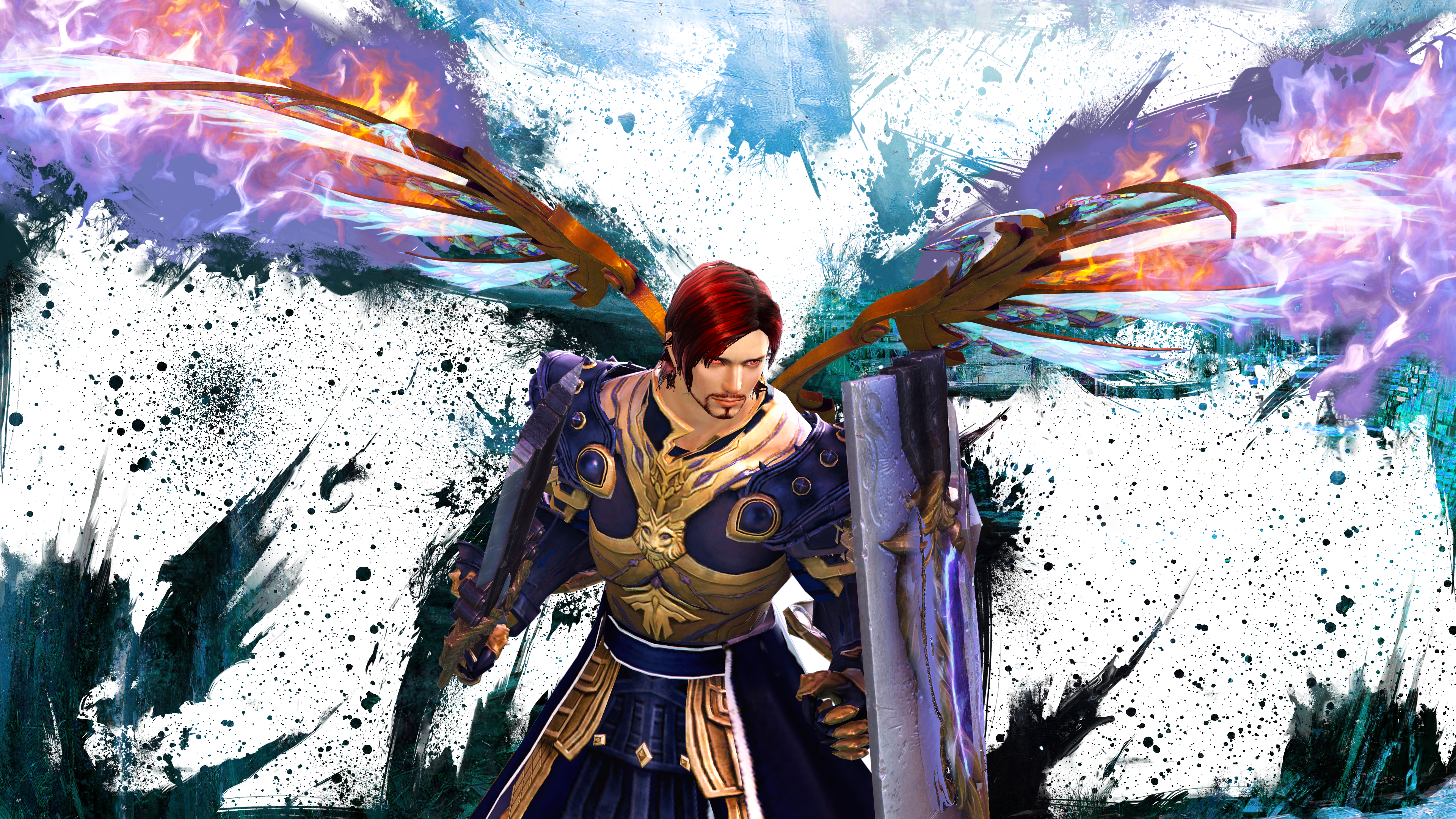 Guild Wars 2 4k Wallpaper By Windu190 On Deviantart