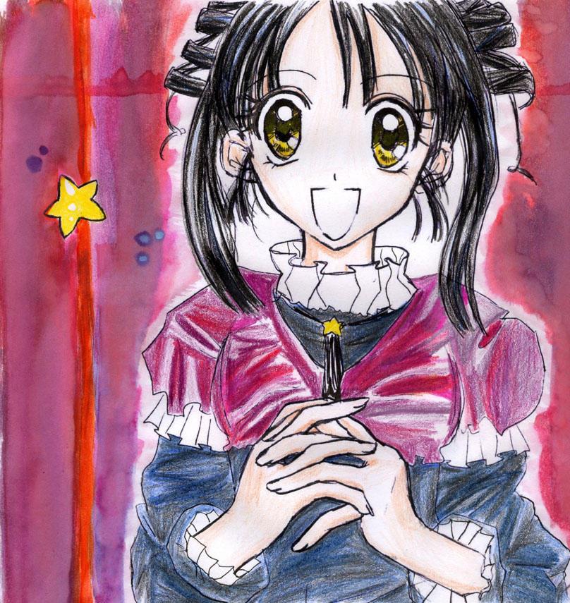 Mitsuki Star by sugoi-meron