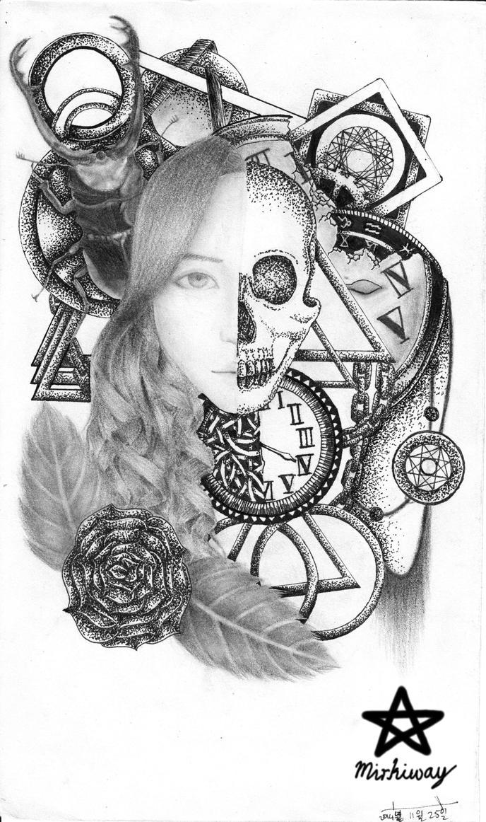 pointillism pt.i by swagsterlionel