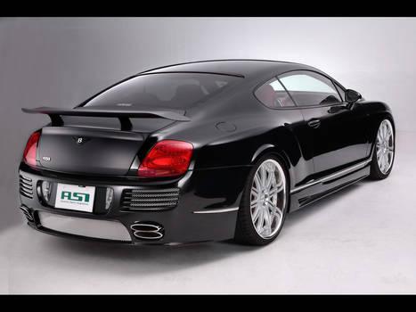 09 ASI Bentley Continental GT