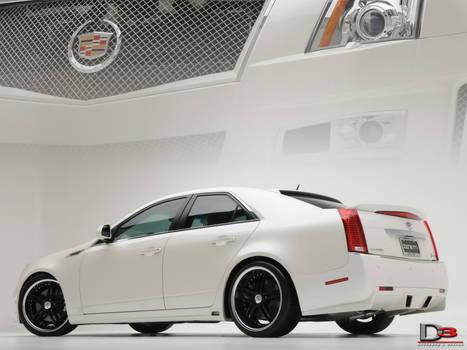 2008 D3 Cadillac CTS