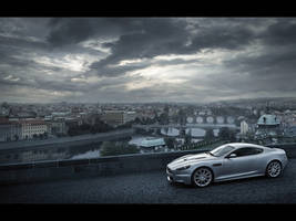 2008 Aston Martin DBS by matsw007