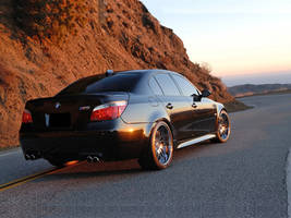 Currency Motor Cars BMW M5 by matsw007