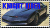 Knight Rider Stamp by matsw007