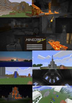 Minecraft Montage