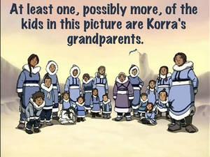 Korra's Grandparents