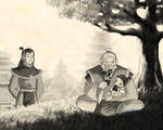 Big and little Iroh