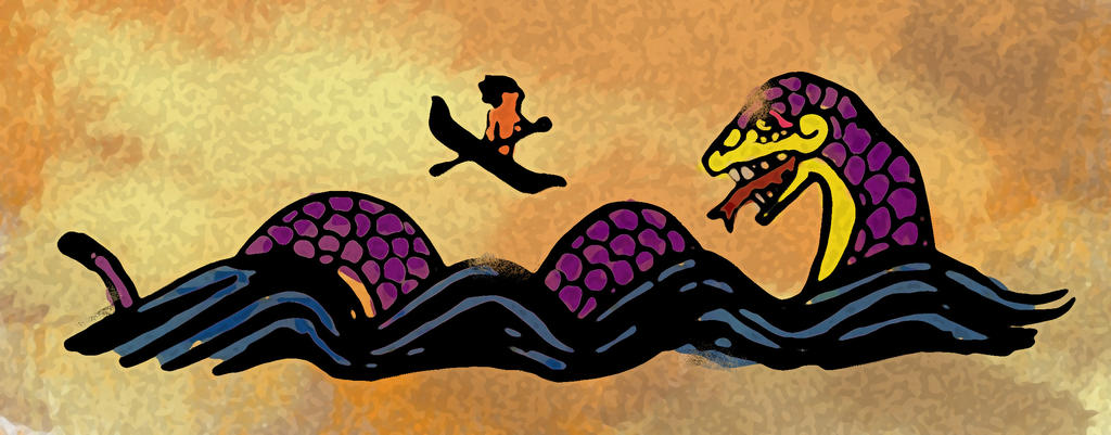 Great Snake by vmgoncalves