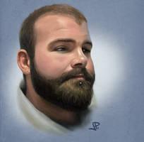 Wil Portrait by artbearny