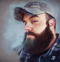 Rob sketch by artbearny