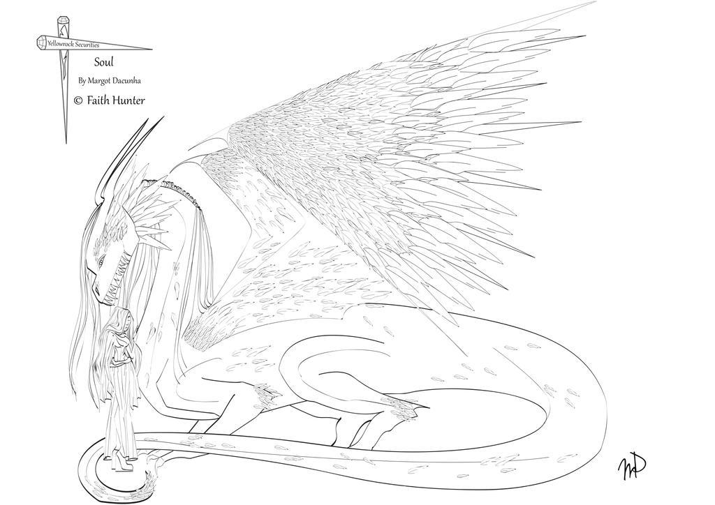 CB Dragon / Human by Lytania