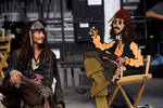 Jack Sparrow with Jack Sparrow