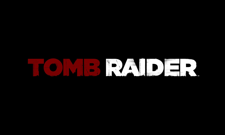 tomb raider logo vector