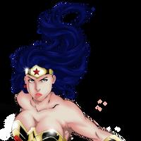 Wonder Woman by Despau by kurotsuchi-666