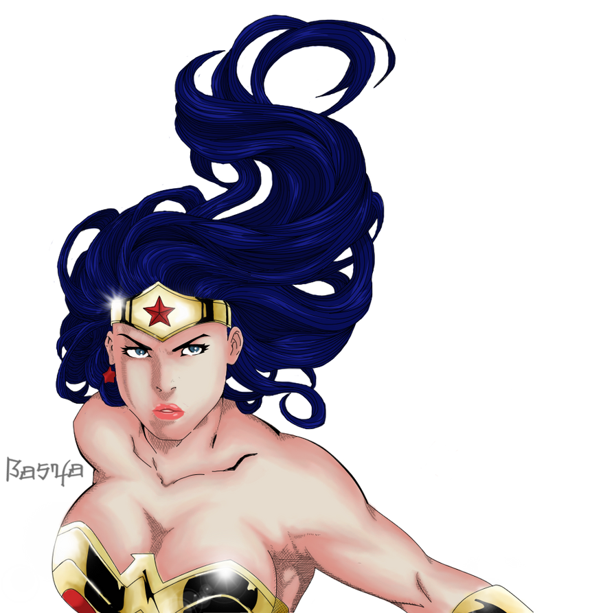Wonder Woman by Despau by kurotsuchi-666