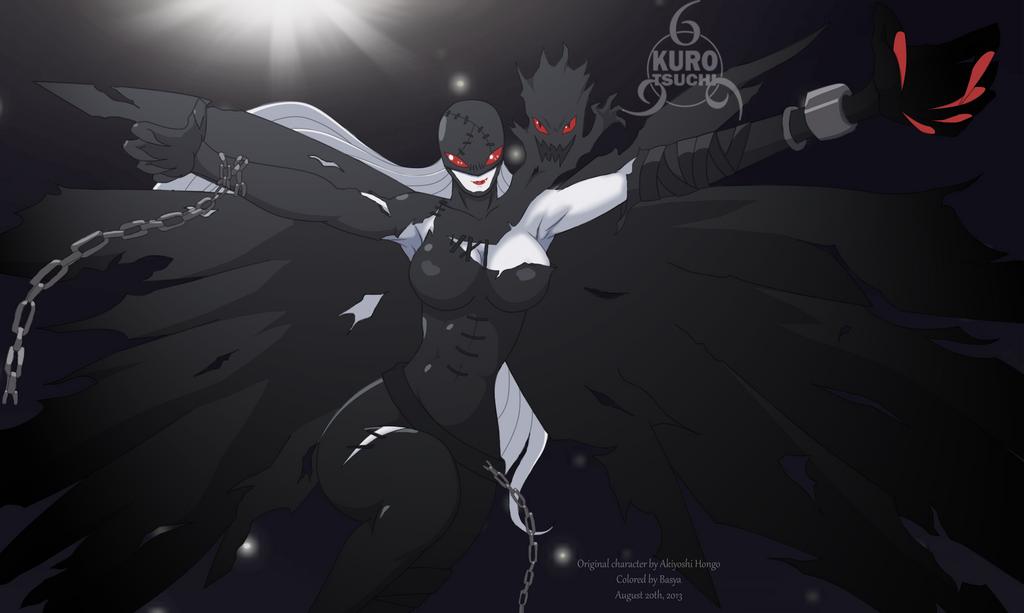 Lady Devimon v1 by kurotsuchi-666