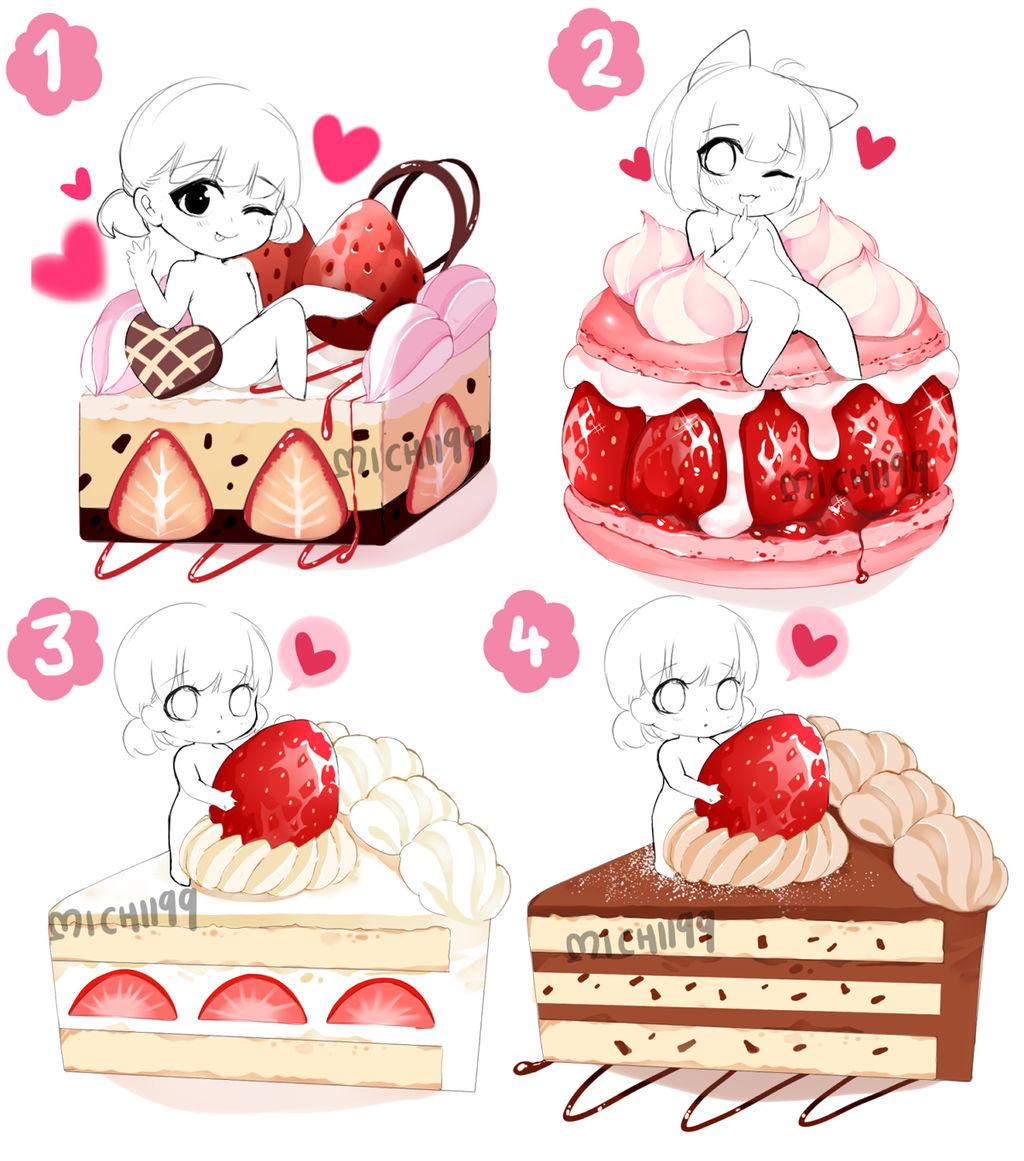 YCH (sweet Chibi) - SET PRICE (CLOSED)