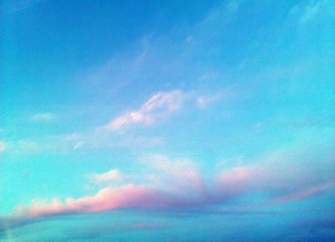 Clouds N Sky Pastelart