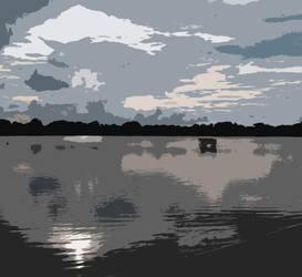 Lake View by mycanda