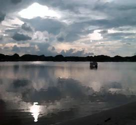 Lake View - Version 2 by mycanda